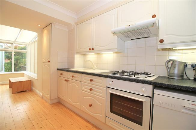 Guide Price £435,000, 2 Bedroom Terraced House For Sale in Headington, OX3