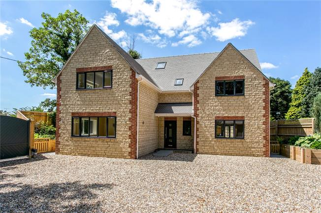 Asking Price £875,000, 5 Bedroom Detached House For Sale in Appleford, OX14