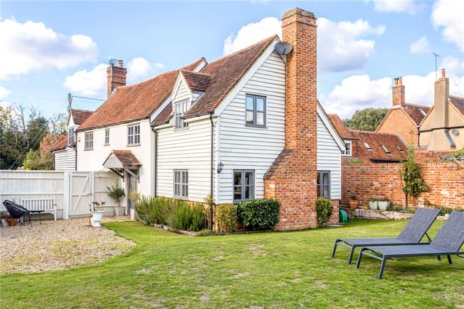 Asking Price £699,950, 5 Bedroom Detached House For Sale in Milton, OX14
