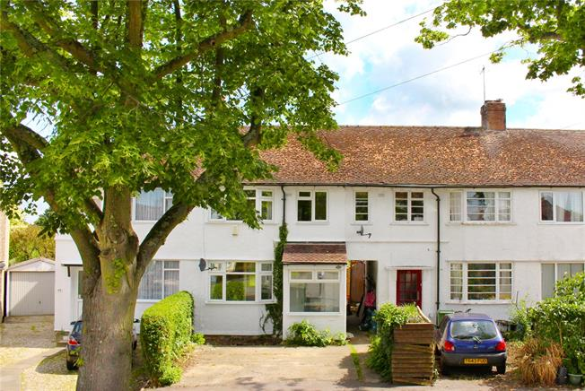 Asking Price £385,000, 3 Bedroom Terraced House For Sale in Marston, OX3