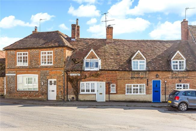 Asking Price £375,000, 2 Bedroom Terraced House For Sale in Brill, HP18