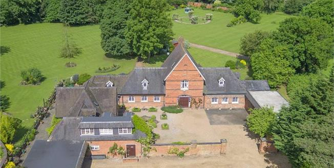 Guide Price £2,495,000, 6 Bedroom Detached House For Sale in Wheathampstead, AL4