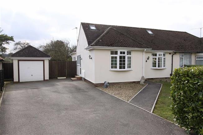 Guide Price £550,000, 4 Bedroom Semi Detached House For Sale in Wheathampstead, AL4