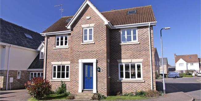 Guide Price £745,000, 6 Bedroom Detached House For Sale in Wheathampstead, AL4