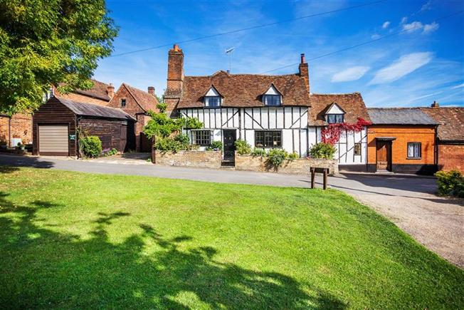 Guide Price £950,000, 4 Bedroom Detached House For Sale in Kimpton, Hertfordshire, SG4