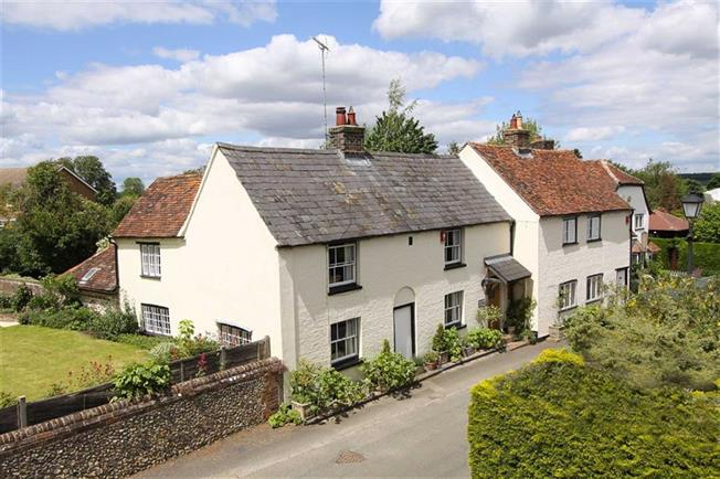 Guide Price £975,000, 4 Bedroom Detached House For Sale in Flamstead, AL3