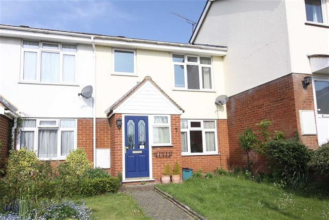 Guide Price £359,950, 3 Bedroom Terraced House For Sale in Kimpton, SG4