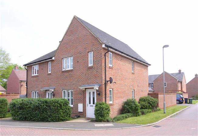 Guide Price £465,000, 3 Bedroom Semi Detached House For Sale in Wheathampstead, AL4