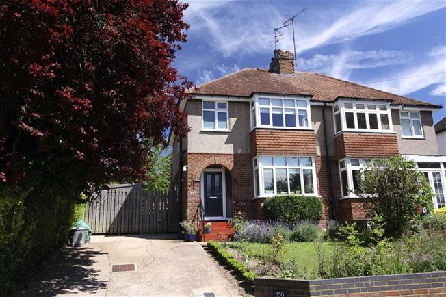 Guide Price £615,000, 3 Bedroom Semi Detached House For Sale in Wheathampstead, Hertfords, AL4