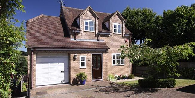Guide Price £660,000, 5 Bedroom Detached House For Sale in Whitwell, SG4