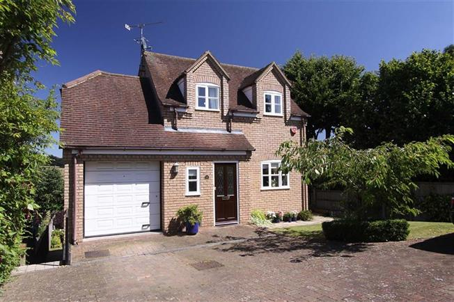Guide Price £695,000, 5 Bedroom Detached House For Sale in Whitwell, SG4