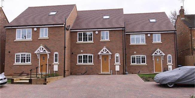 Guide Price £490,000, 4 Bedroom Town House For Sale in Markyate, Hertfordshire, AL3