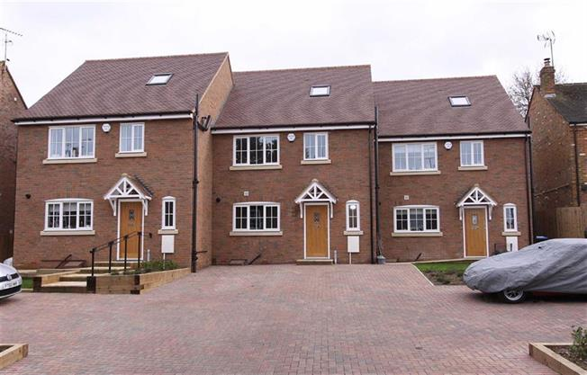 Offers in excess of £455,000, 4 Bedroom Town House For Sale in Markyate, Hertfordshire, AL3