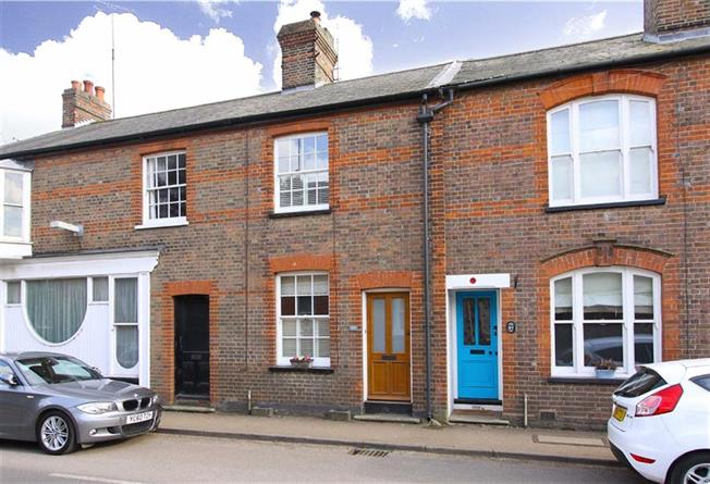 Guide Price £325,000, 2 Bedroom Terraced House For Sale in Kimpton, SG4
