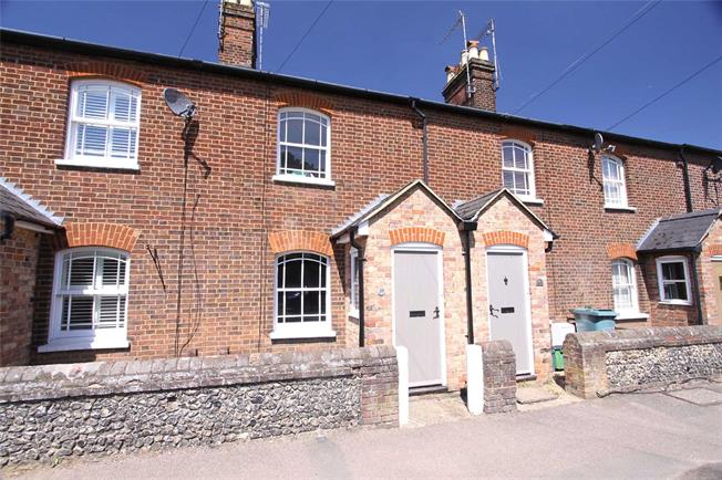Guide Price £400,000, 3 Bedroom Terraced House For Sale in Wheathampstead, AL4