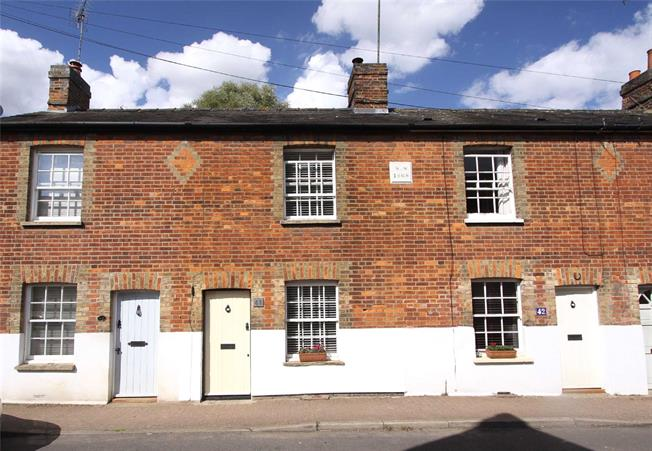 Guide Price £350,000, 2 Bedroom House For Sale in Whitwell, SG4