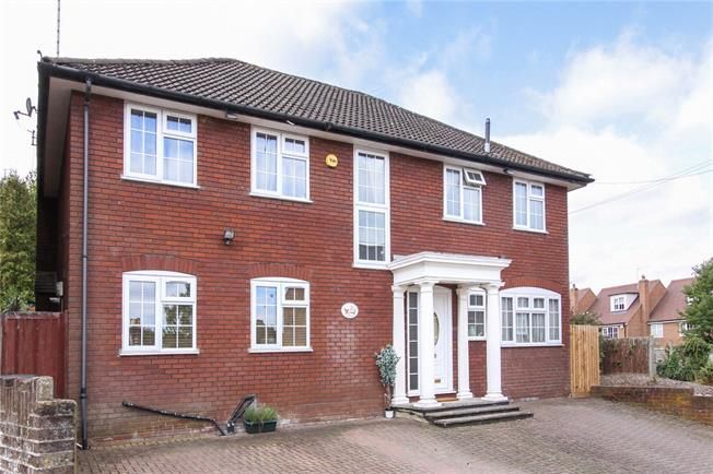 Guide Price £569,950, 4 Bedroom Detached House For Sale in Markyate, AL3