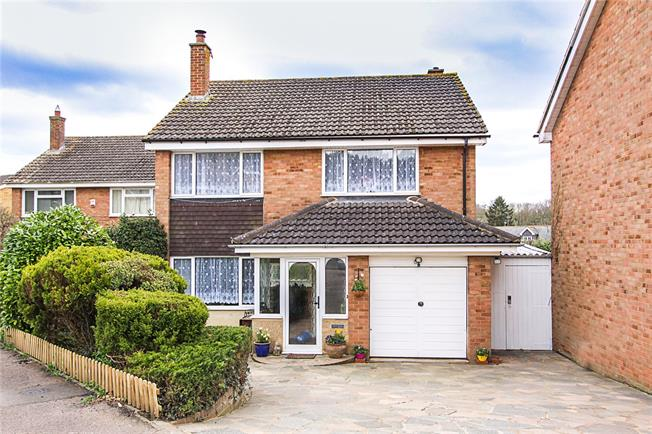 Asking Price £575,000, 4 Bedroom Detached House For Sale in Kimpton, SG4