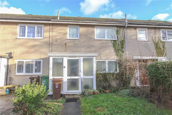 Guide Price £279,950, 3 Bedroom Terraced House For Sale in St. Albans, Hertfordshire, AL4