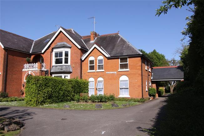 Guide Price £229,950, 1 Bedroom Flat For Sale in Wheathampstead, Hertfords, AL4
