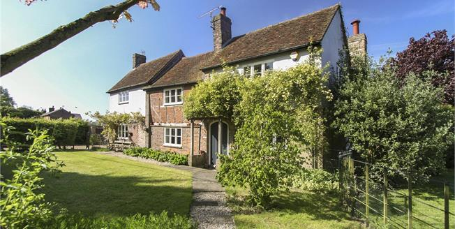 Guide Price £1,300,000, 5 Bedroom Detached House For Sale in Bedfordshire, LU2