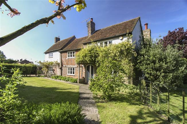Guide Price £1,275,000, 5 Bedroom Detached House For Sale in Chiltern Green, LU2
