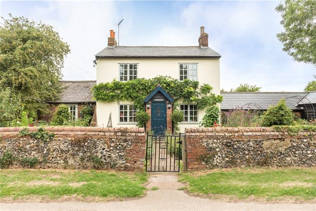 Guide Price £650,000, 4 Bedroom Detached House For Sale in Breachwood Green, SG4