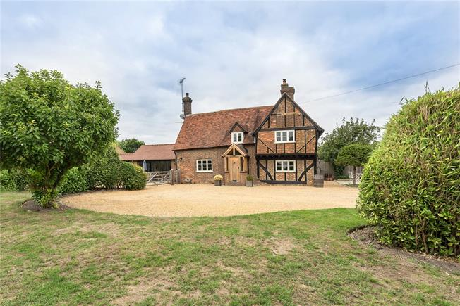 Guide Price £1,150,000, 4 Bedroom Detached House For Sale in Dunstable, Bedfordshire, LU6