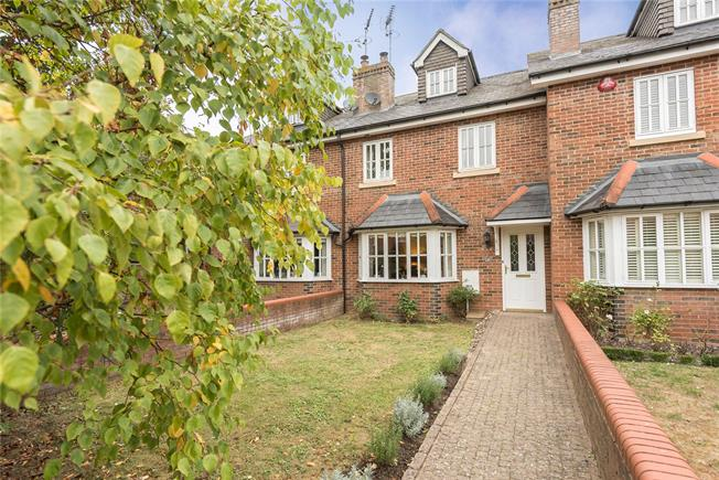 Asking Price £550,000, 4 Bedroom Terraced House For Sale in Kimpton, SG4