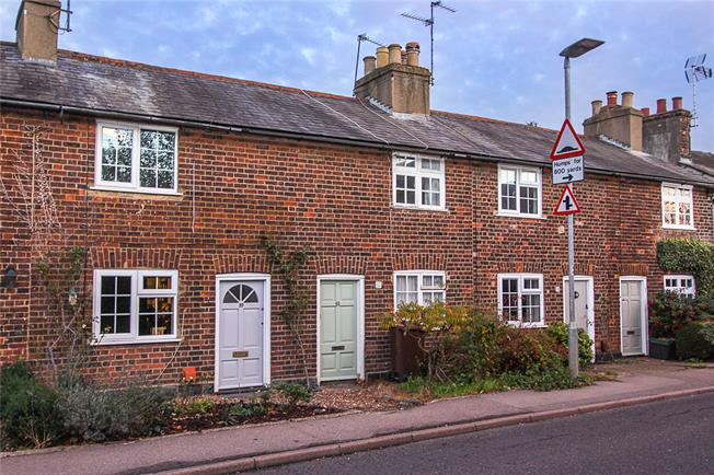 Offers in the region of £305,000, 2 Bedroom Terraced House For Sale in Wheathampstead, AL4