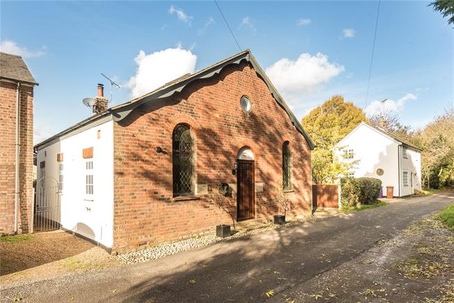 Guide Price £600,000, 3 Bedroom Detached House For Sale in Bendish, SG4