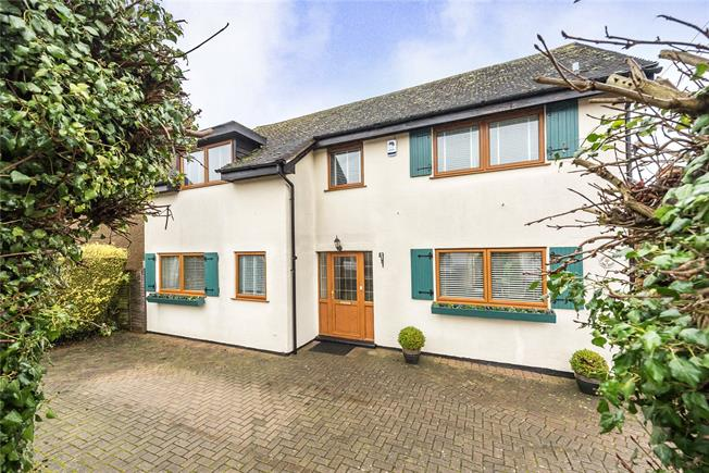 Guide Price £825,000, 4 Bedroom Garage For Sale in Wheathampstead, AL4
