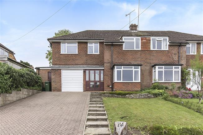Offers in excess of £700,000, 5 Bedroom Semi Detached House For Sale in Hertfordshire, AL4