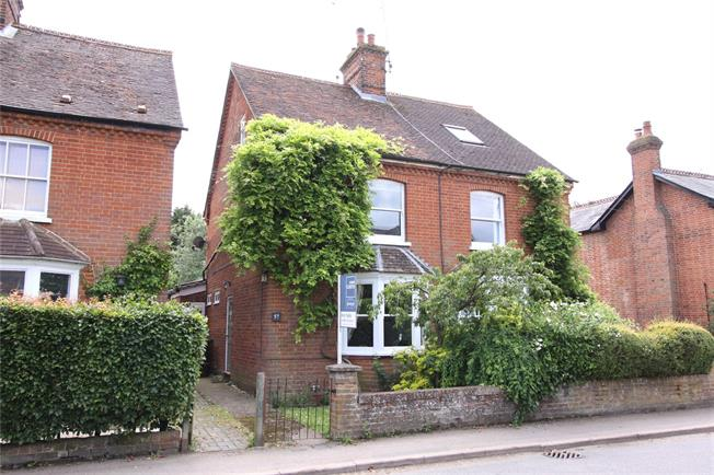 Asking Price £475,000, 3 Bedroom Semi Detached House For Sale in Kimpton, SG4