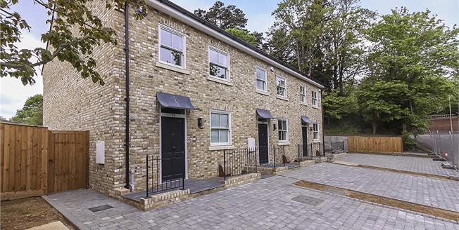 Guide Price £625,000, 3 Bedroom Terraced House For Sale in Hertfordshire, AL4