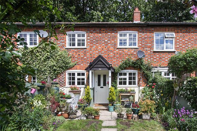 Offers in excess of £360,000, 3 Bedroom Terraced House For Sale in Kimpton, SG4