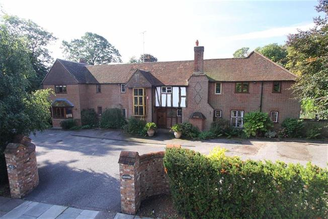 Guide Price £2,999,950, 5 Bedroom Detached House For Sale in St Albans, Herts, AL1