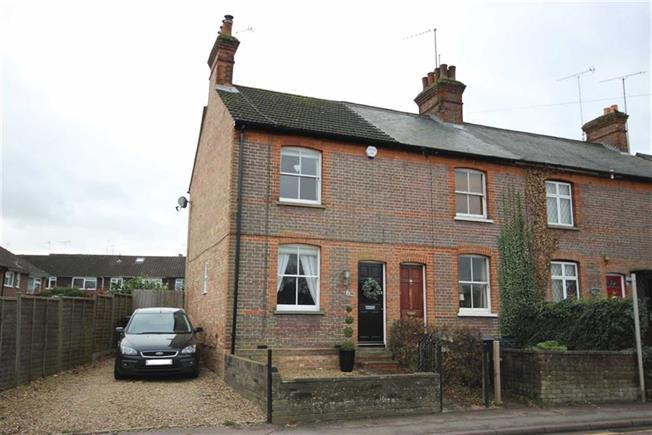 Guide Price £450,000, 2 Bedroom Terraced House For Sale in Harpenden, Hertfordshire, AL5