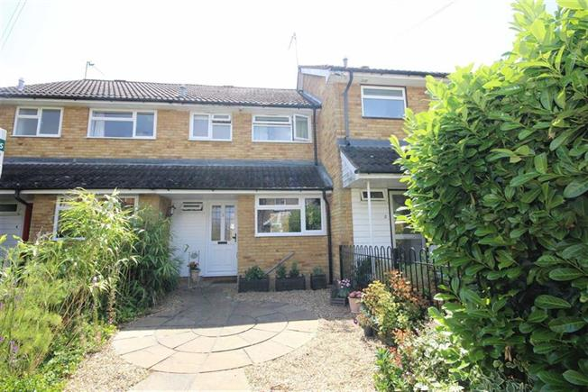 Asking Price £499,950, 2 Bedroom Terraced House For Sale in Harpenden, AL5