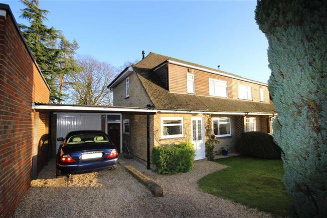Asking Price £660,000, 3 Bedroom Semi Detached House For Sale in Harpenden, AL5