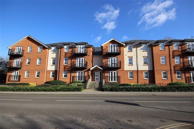 Asking Price £375,000, 2 Bedroom Apartment For Sale in Harpenden, Hertfordshire, AL5