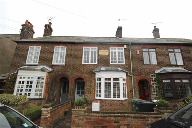 Asking Price £750,000, 3 Bedroom Terraced House For Sale in Harpenden, AL5