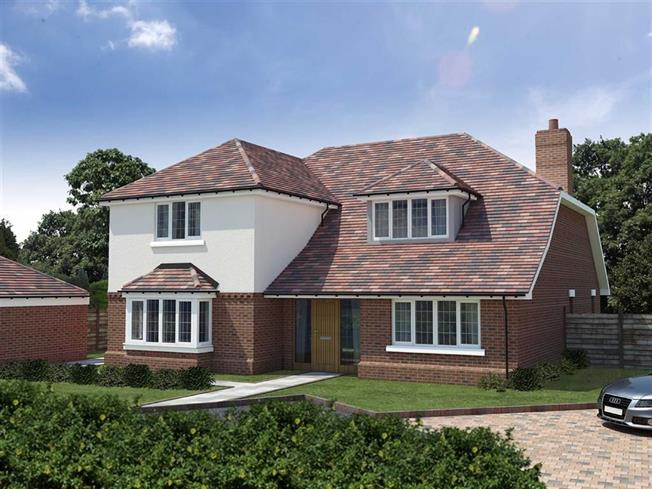 Guide Price £1,975,000, 4 Bedroom Detached House For Sale in Harpenden, AL5