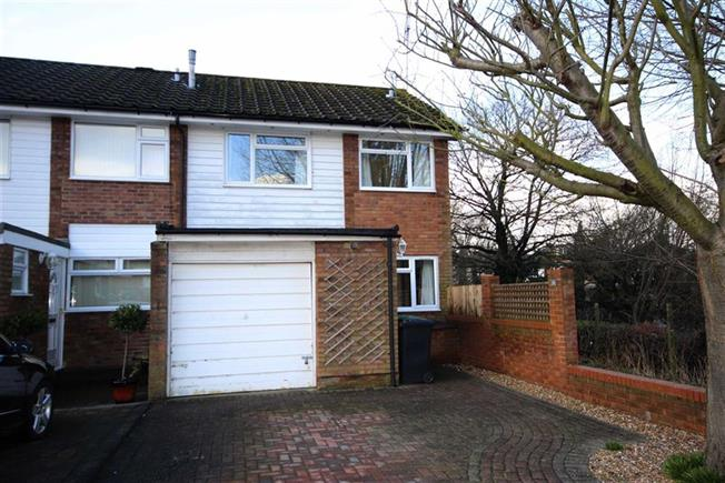 Asking Price £525,000, 3 Bedroom Terraced House For Sale in Harpenden, AL5
