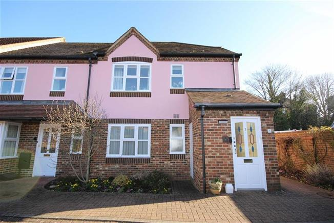 Asking Price £315,000, 1 Bedroom Apartment For Sale in Harpenden, AL5