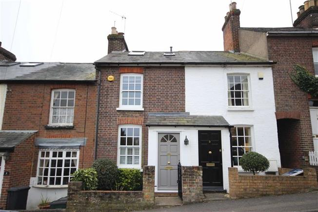 Asking Price £500,000, 3 Bedroom Terraced House For Sale in Harpenden, AL5