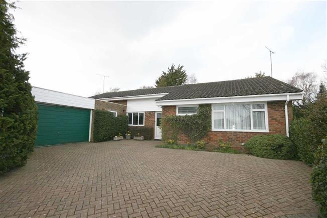 Asking Price £960,000, 4 Bedroom Bungalow For Sale in Harpenden, AL5