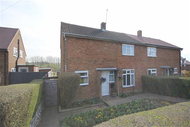 Asking Price £395,000, 2 Bedroom Semi Detached House For Sale in Harpenden, AL5