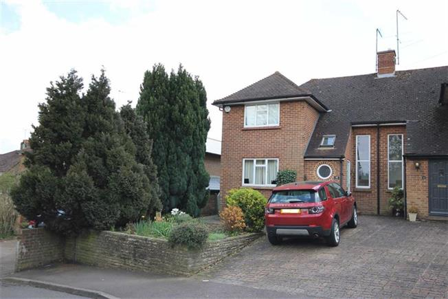 Guide Price £750,000, 3 Bedroom Semi Detached House For Sale in Harpenden, AL5