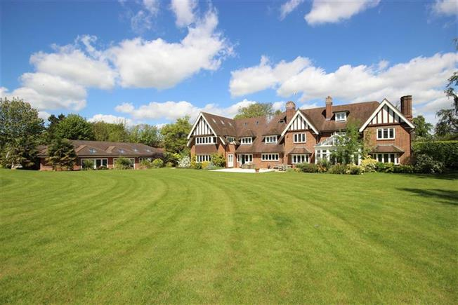 Guide Price £5,999,950, 9 Bedroom Detached House For Sale in Harpenden, AL5